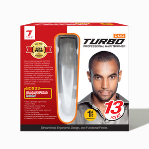 Tyche Turbo Duo Hair Trimmer | Tools by Nicka K -  THC05
