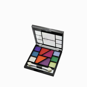 10 Perfect Ten Colors | Eyeshadow & Blush Palette by Nicka K - AP020