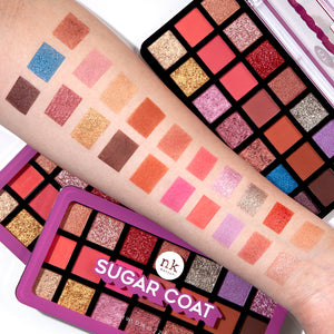 TWENTY ONE EYESHADOW PALETTE