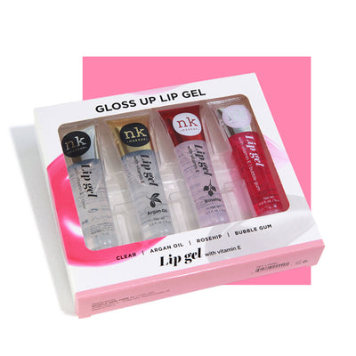 Gloss Up Lip Gel Set | Lips by Nicka K