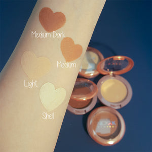 Mineral Concealer | Eyes by Nicka K - MEDIUM DARK MP701