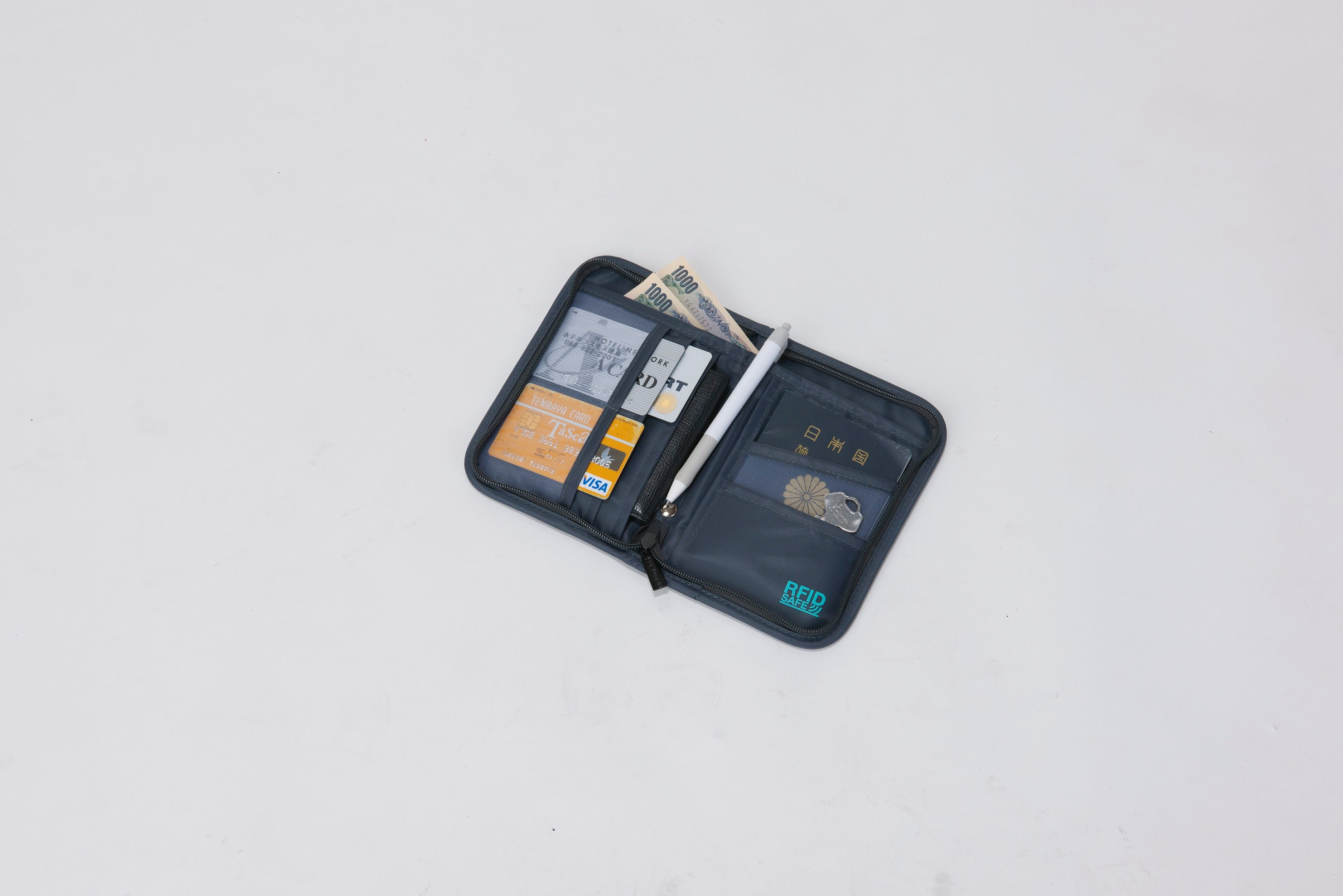RFID-Blocking Passport Incube