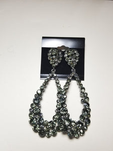 Kayden Malachite Dangle Earrings