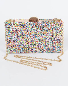 Kella Milti Colored Framed Crossbody