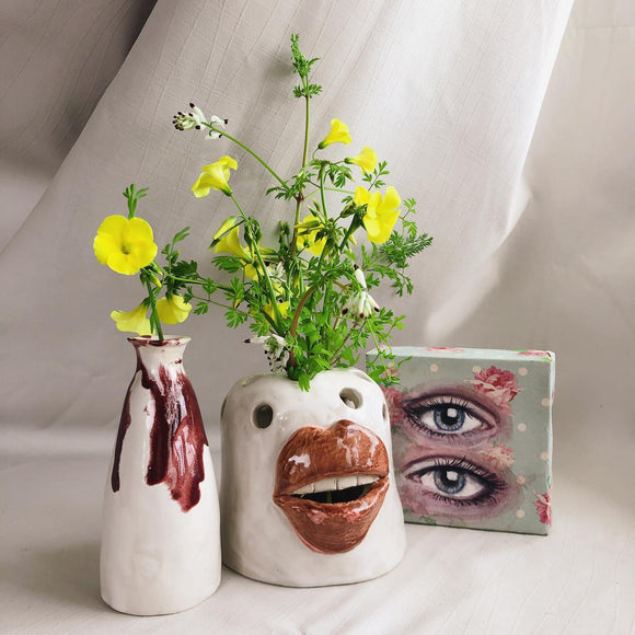 Agatha flower frog- keep your stems safe