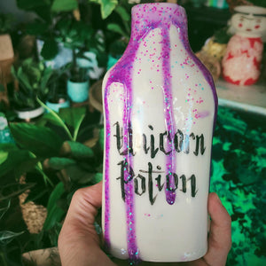 Unicorn Potion bottle
