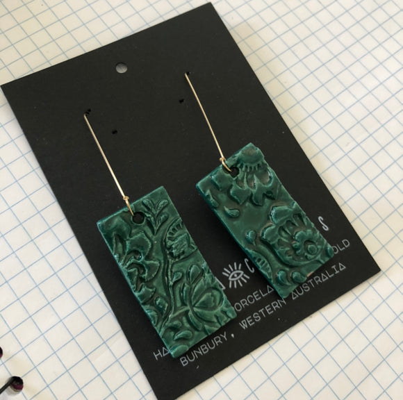 Forest wanderer earrings