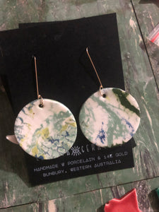 Beautiful Planet Earrings