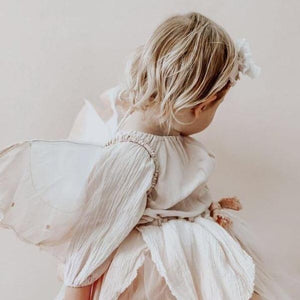 flower fairy wings (2 sizes available)