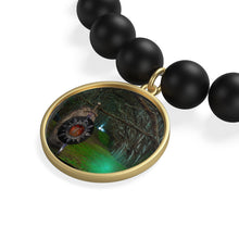 Load image into Gallery viewer, Warrior Spirit Onyx Bracelet