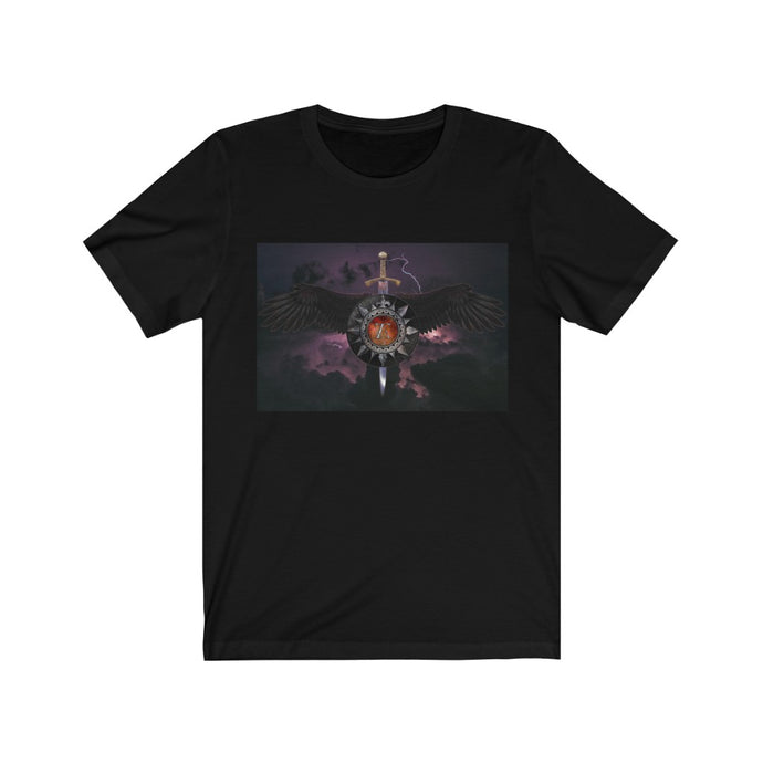 Dark Angel Wings T-Shirt