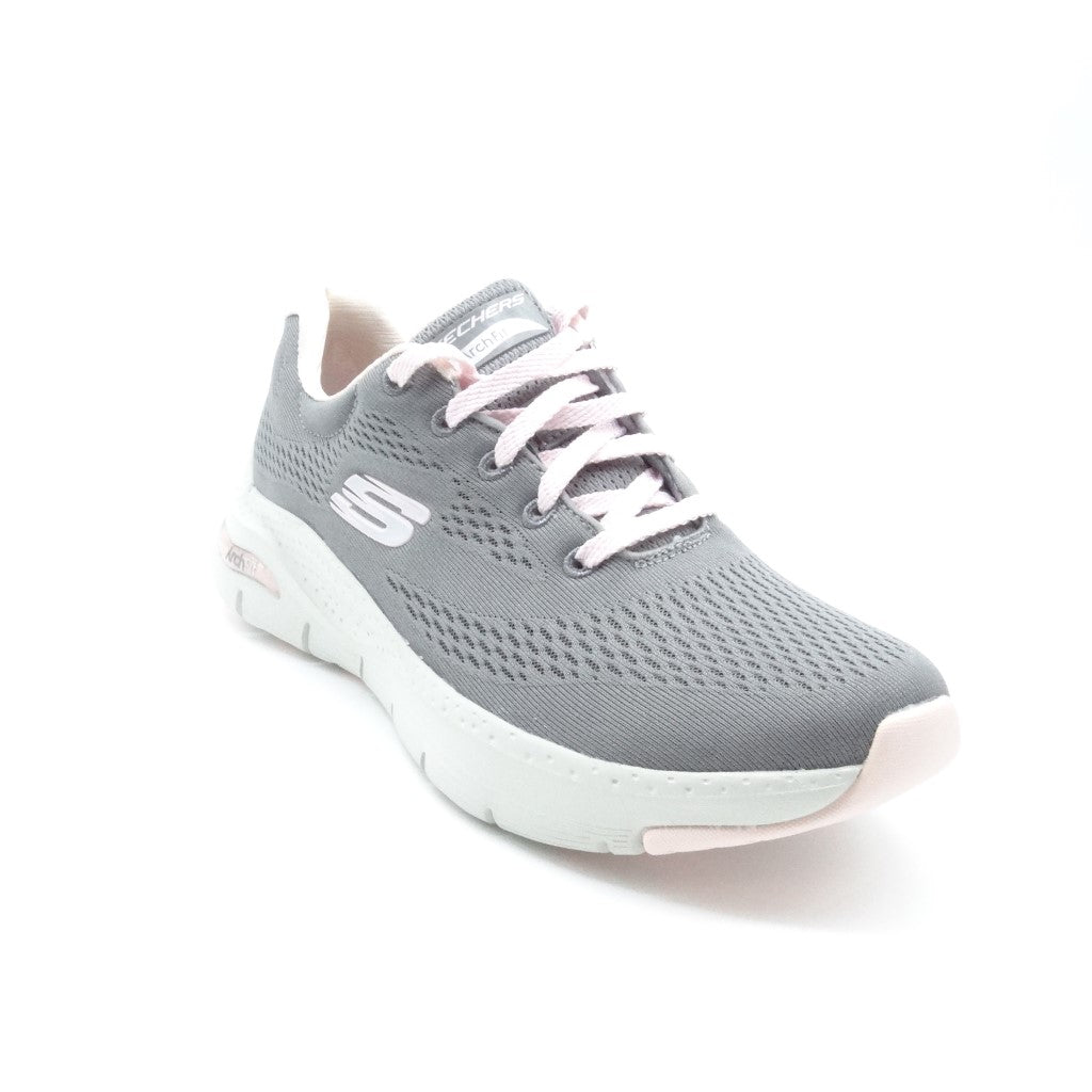 149057 ARCH FIT - SUNNY OUTLOOK - GREY/PINK