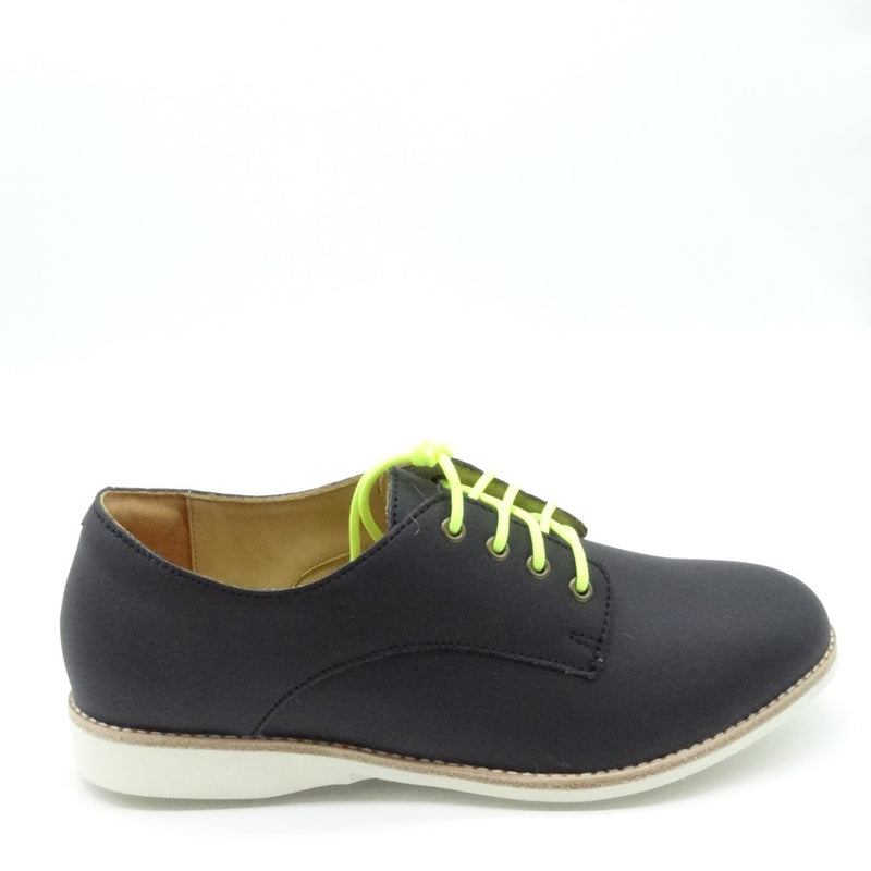 DERBY RUBBERISED - BLACK
