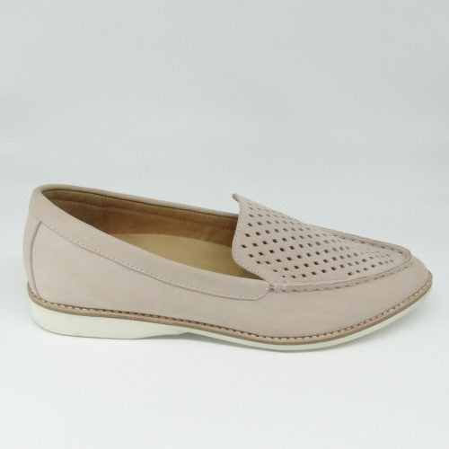 MADISON LOAFER PUNCH - SNOW PINK