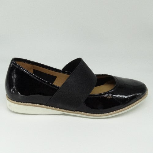MARYJANE - BLACK PATENT