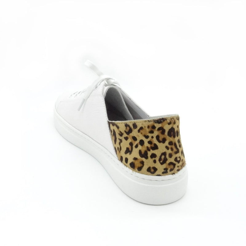 OHOLIDAY - WHITE/LEOPARD