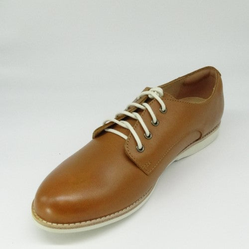 PLAIN DERBY - COGNAC