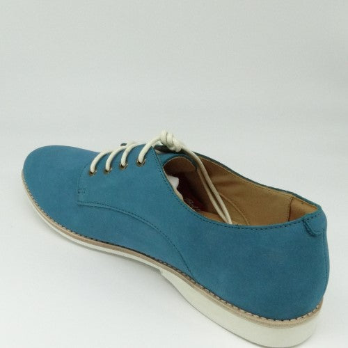 PLAIN DERBY - DEEP SEA BLUE