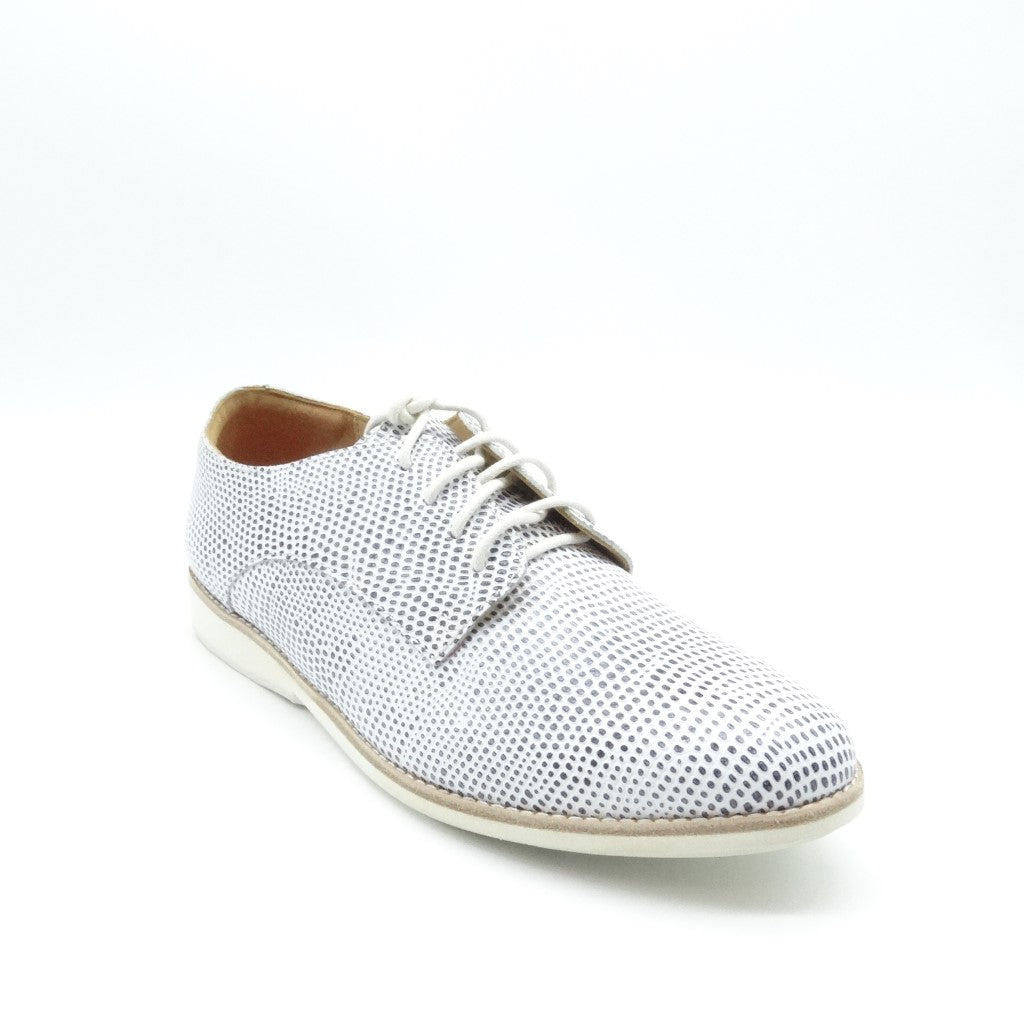 PLAIN DERBY - BLUE WHITE SNAKE