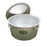 50 - 75 cm 2 Handle Aluminium Degchi Pot Cap Buaya (All Sizes)