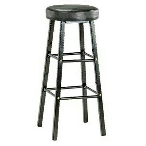 High Stool With PVC Cushion Seat Hagze HG703CA-STB