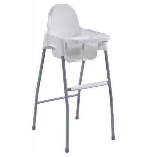Joyful Baby Dining Chair 3V JF704-WHT