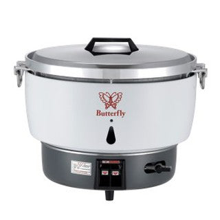 Gas Rice Cooker Butterfly 10LT-PL-50 (GRC-00710)