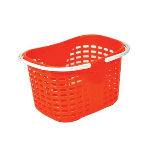 Plastic Shopping Basket Butterfly 5714