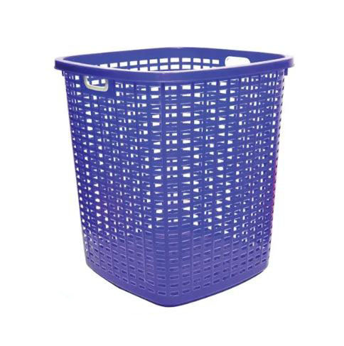 Plastic Laundry Basket Butterfly 5773