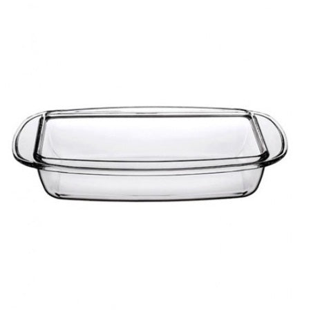 2.85 Litre Rectangle Dish Handle BORCAM B59294