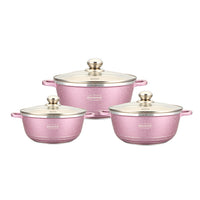 3 Pcs Rendang Pot Set Z-3PC/DO