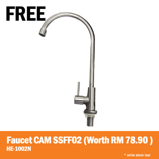 Top Mount Double Bowl Kitchen Sink Cabana CKS7843 [FREE 1 Gifts]