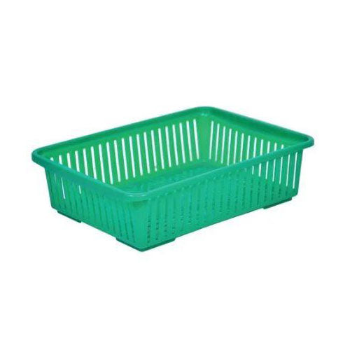 Rectangle Basket Butterfly 5703