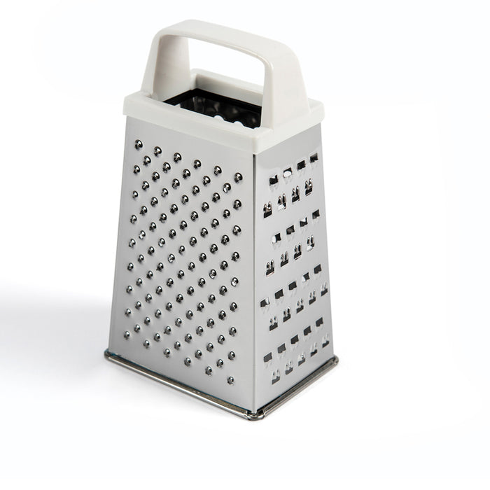 4 Way Stainless Steel Grater GJFG-0403-8S