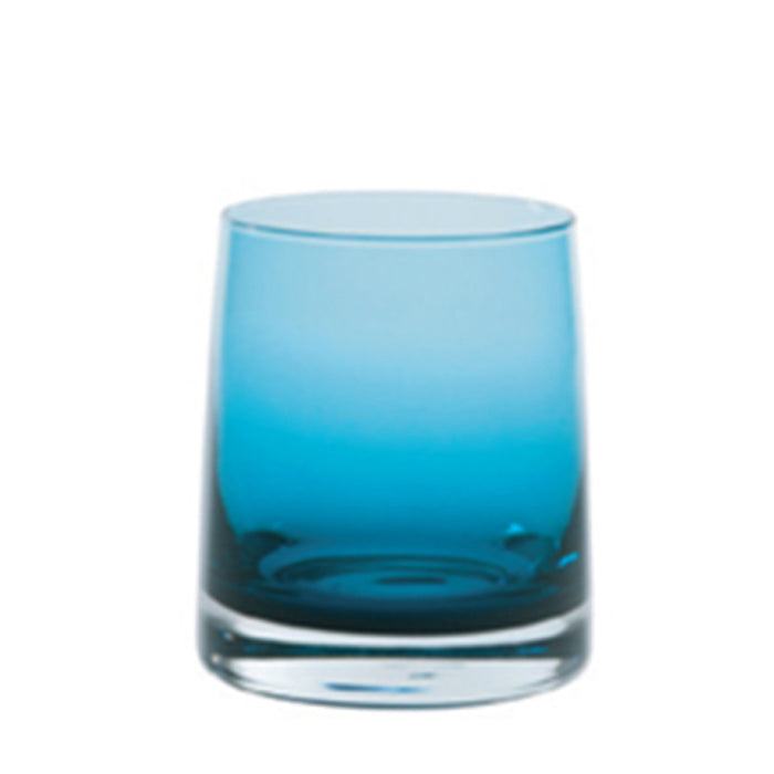 430 ml  Contempo Rock Ocean Glass (All Colors)