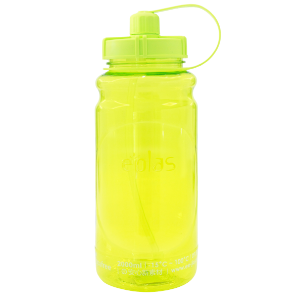 2000 ml BPA Free Bottle Eplas Elianware EGU-2000BPA (All Colour)
