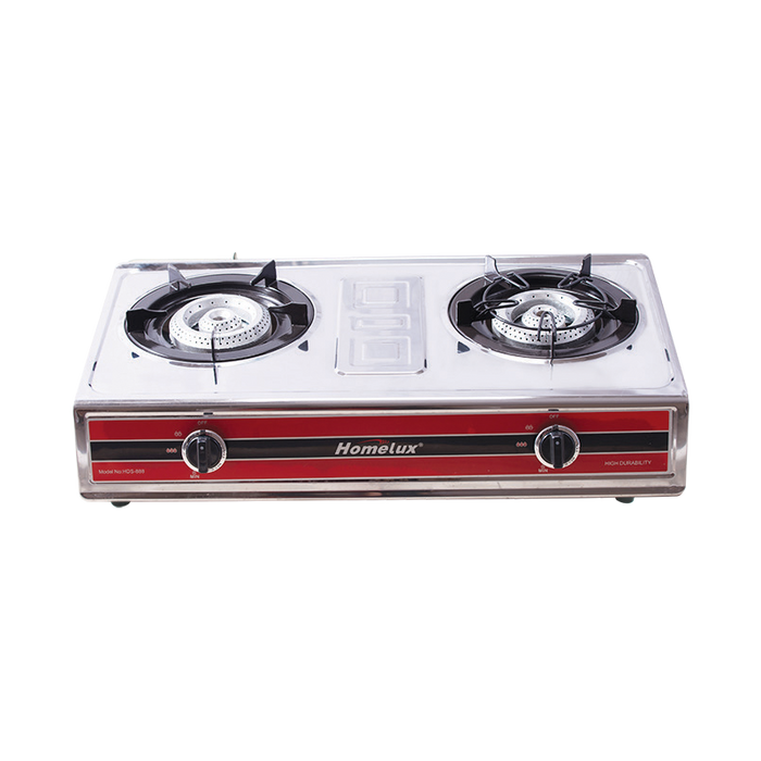 Double Gas Stove Homelux HDS-888