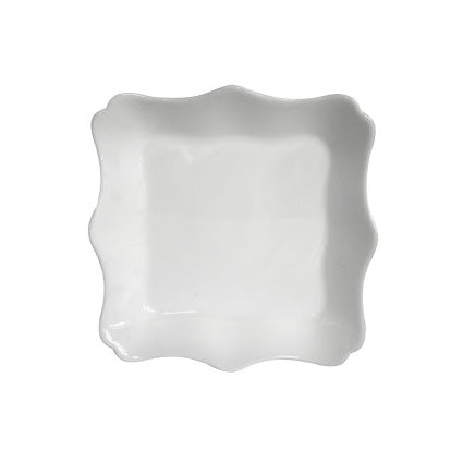 26 cm Tempered Glass White Dinner Plate Luminarc Authentic J1300