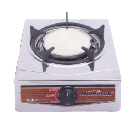 Single Gas Stove Homelux HSS-199
