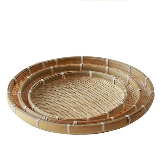 23 - 55 cm BAMBOO DEEP BASKET AD (All Size)