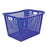 Plastic Laundry Basket Butterfly 5207