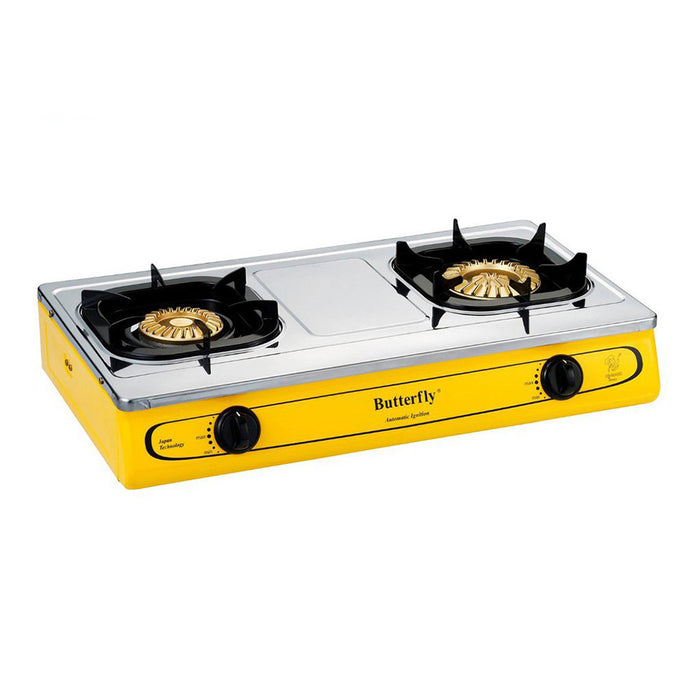 Double Gas Stove Butterfly T-922 / BGC-922