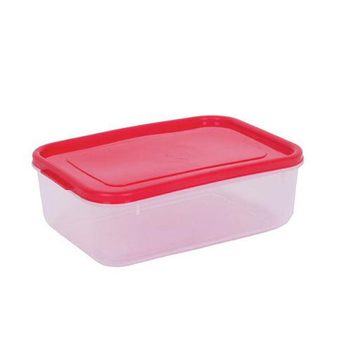 20.5 - 21.5 cm Rectangle Fresh Containers NCI NCI-6568 & NCI-6569 (All Size)