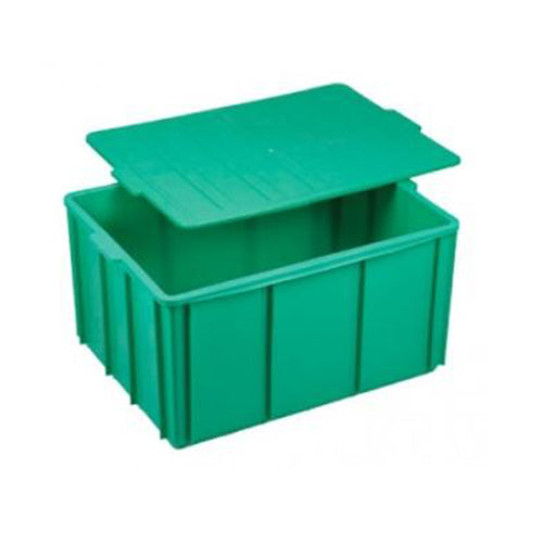 86 Litre Industrial Container with Cover 1848