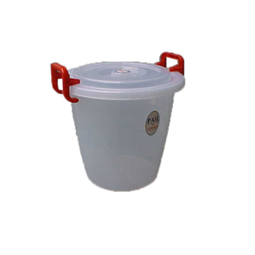 Pail with Cover  Toyogo 4005
