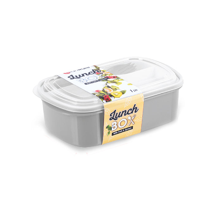 1000 ml Bento Lunch Box Elianware  EE1235 (All Colour)