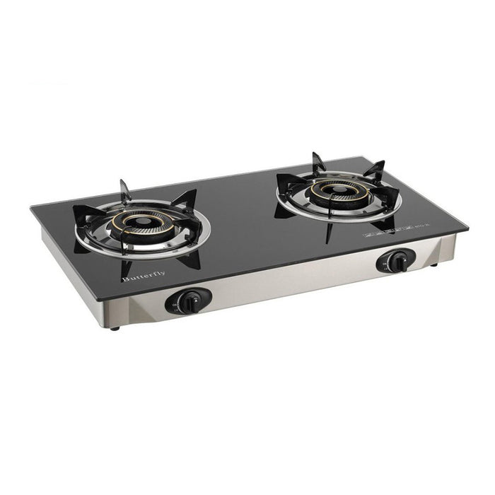 Double Gas Stove Butterfly BTG-2L