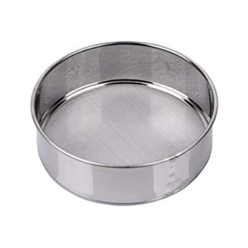 16 - 40 cm  Stainless Steel Round Strainer (All Sizes)