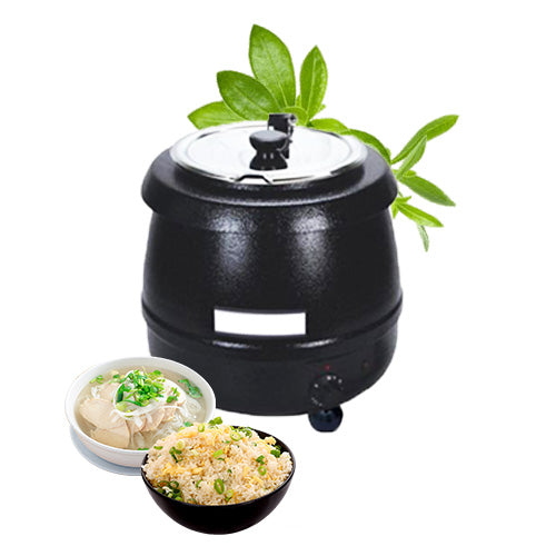 10 Litre Electric Soup Warmer Pot SF-SK600