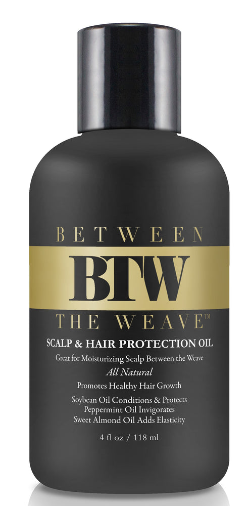 HAIR & SCALP PROTECTION OIL